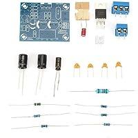 Kit de bricolaje de placa de amplificador, LM1875T 20W Mono HiFi Audio Amplifier Board, Módulo de amplificador de…