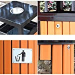 Cubos-de-Basura-para-Exterior-Papelera-de-madera-al-aire-libre-bote-de-basura-Clasificacion-de-Residuos-Contenedores-cilindricos-Peel-Cubo-de-la-basura-al-aire-libre-Bin-Bin-exterior-Papelera-Papelera