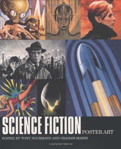 Science Fiction Poster Art by Aurum Press