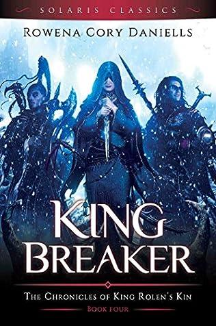 book cover of King Breaker
