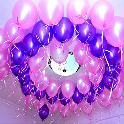 210m Ruban Attache Ballon D/écoration pour Mariage F/ête Anniversaire