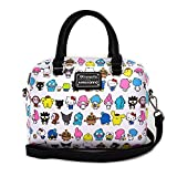 Loungefly x Sanrio Friends Squad Duffle Bag w/ Detachable Strap