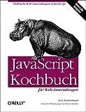 JavaScript Kochbuch für Web-Anwendungen