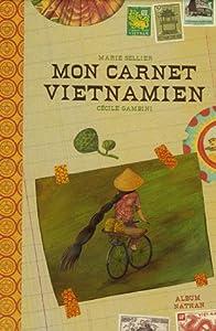 "Afficher ""Mon carnet vietnamien"""