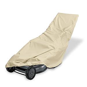 Porch Shield 100% Waterproof Push Lawn Mower Cover Universal Fit Walk Behind Mower