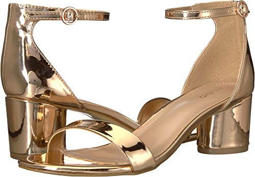 ALDO Womens Vaolla Metallic Miscellaneous 37 (US Women's 7) B - Medium