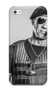 7391719K54678271 Tpu Case For Iphone 5c With Sylvester Stallone In The Expendables 3