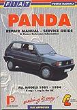 Fiat Panda 1981-94 (Porter Manuals)