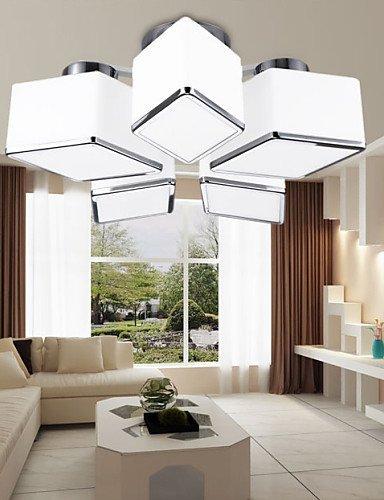 DXZMBDM® Unterputz - Ministil - Zeitgenössisch - Wohnzimmer / Schlafzimmer / Esszimmer / Studierzimmer/Büro , 220-240v