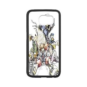 Custom Case Kingdom Hearts for Samsung Galaxy S6 G4D3286246