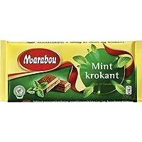 Marabou Chocolate Con Leche Con La Menta 200g