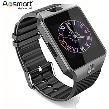 Amazon.com: GZDL Bluetooth Smart Watch DZ09 Smartwatch Watch ...