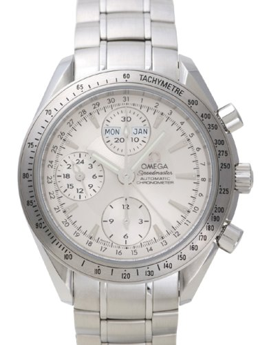 Omega Speedmaster Day Date (Omega Men's 3221.30.00 Speedmaster Day-Date Automatic Chronograph Watch)