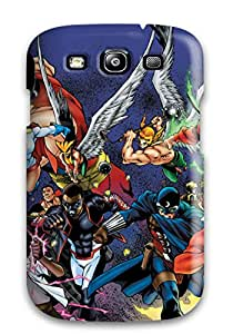 Hot Fashion Design Case Cover For Galaxy S3 Protective Case Justice League