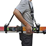 Thick and Strong Ski Shoulder Carrier Lash Handle Straps Porter