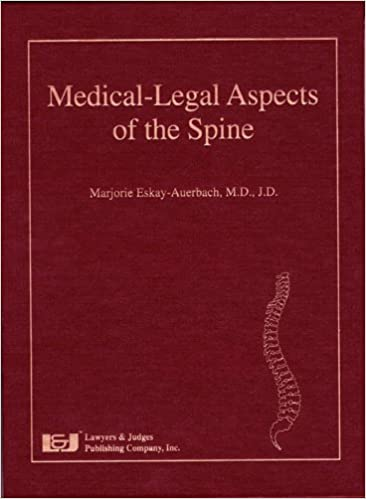 Medical-Legal Aspects of the Spine