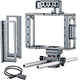 VidPro Universal Aluminum Camera Cage for DSLR and similar size Cameras