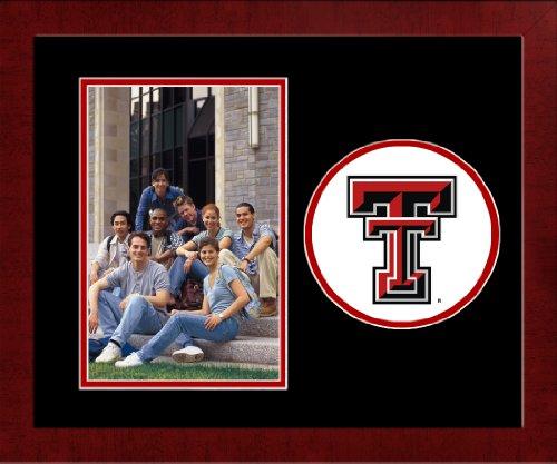 NCAA Texas Tech Red Raiders University Spirit Photo Frame (Ncaa Picture Frame)