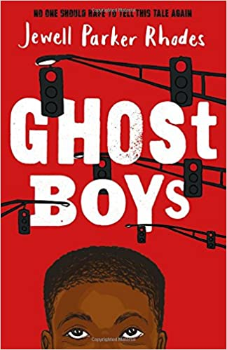 Image result for ghost boys