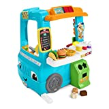 Fisher-Price Laugh and Learn Serving up Fun Food Truck-French Edition