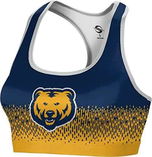 ProSphere Women's University of Northern Colorado Drip Sports Bra