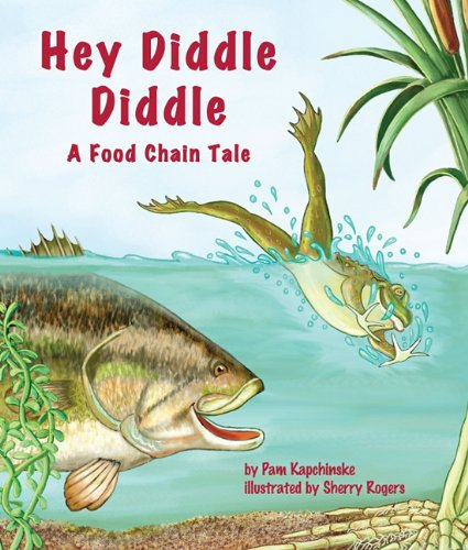 Hey Diddle Diddle: A Food Chain Tale: Pam Kapchinske, Sherry ...