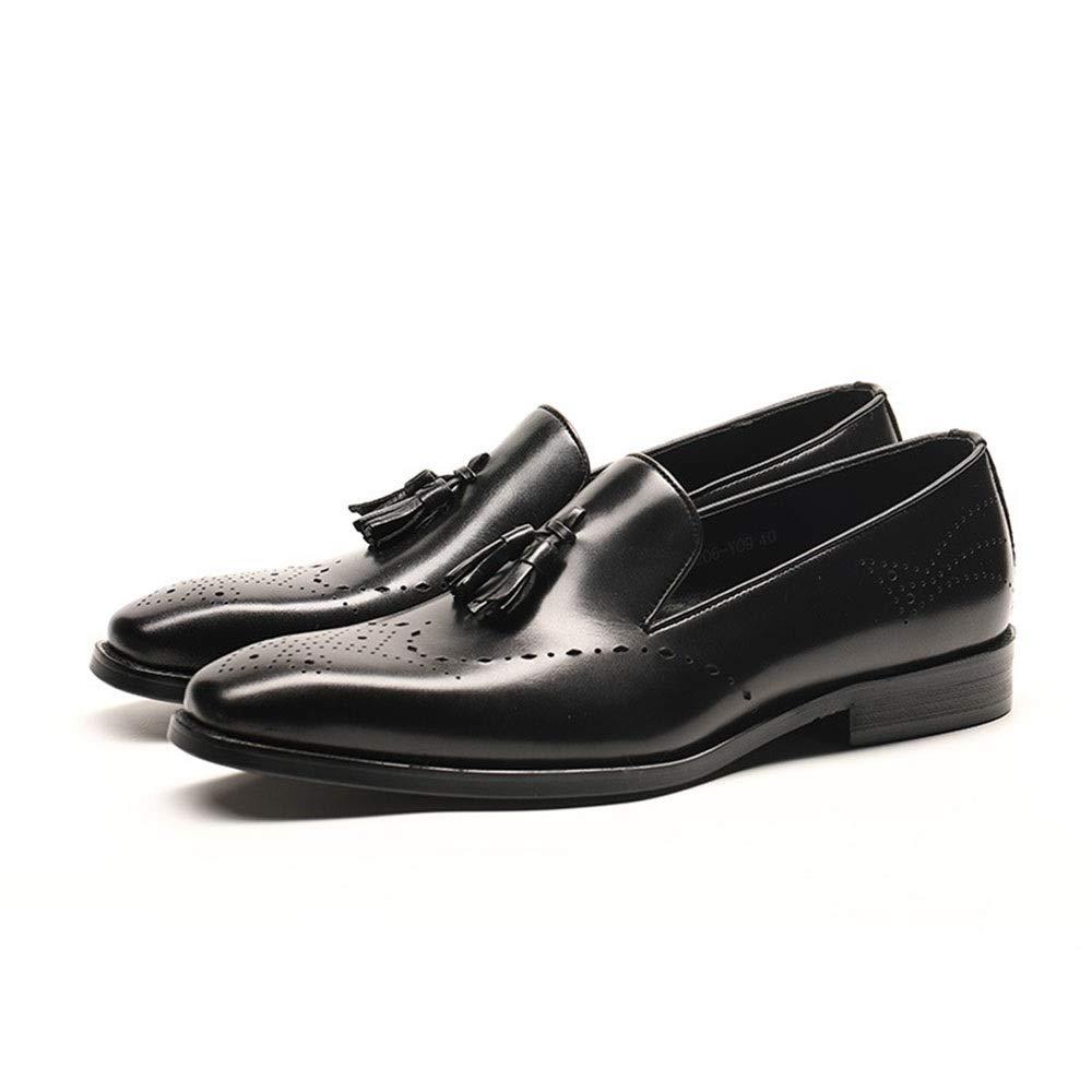 Zapatos Lofter con Flecos for Hombres, Gorras cuadradas ...