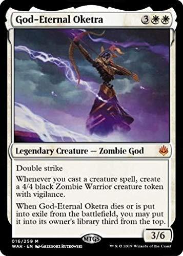 Magic: The Gathering - God-Eternal Oketra - War of The Spark