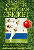 img - for The Oxford Companion to Australian Cricket book / textbook / text book