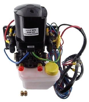 amazon com new tilt trim motor mercruiser tilt motor pump and rh amazon com Mercury Trim Wiring Mercruiser Trim Limit Switch Wiring