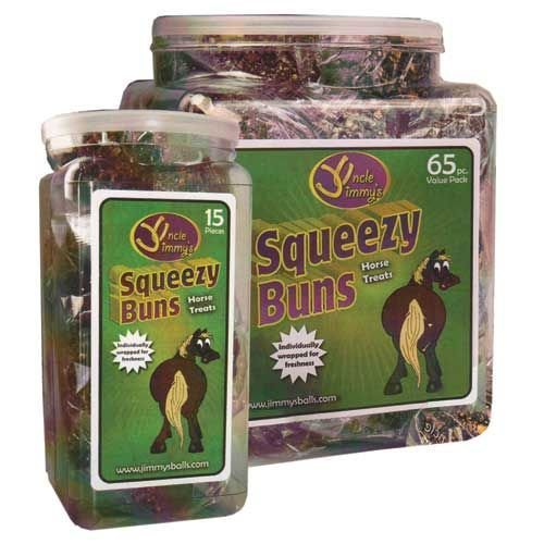 William Hunter Equestrian Uncle Jimmy's Squeezy Buns - 15 Pieces by William Hunter Equestrian