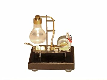 Dampfmaschine Mini Wärmekraftwerk Elektra, Fertigmodell: Amazon.de ...