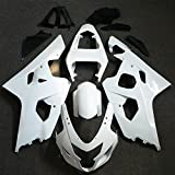 ZXMOTO Unpainted Fairing Kit for Suzuki GSXR 600 750 K4 (2004 - 2005)