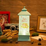 Country Style USB Rechargeable Lovely Lighthouse Shape Desk Lamp