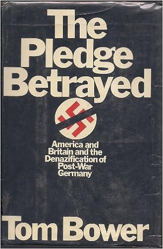 The Pledge Betrayed