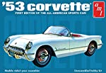 AMT 1:25 Scale 1953 Chevy Corvette Model Kit from AMT