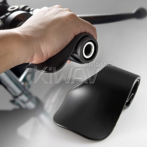 KiWAV motorcycle throttle holder cruise assist rocker rest a