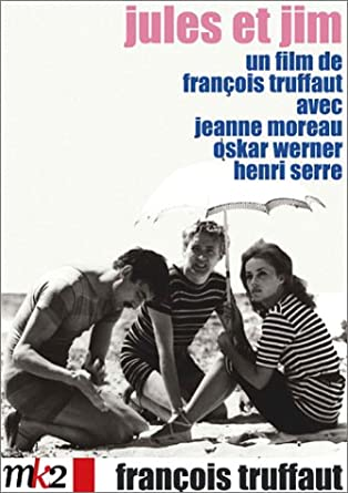 Jules Et Jim Fr Import Amazonde Jeanne Moreau Oskar Werner
