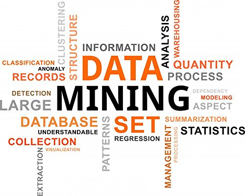 ud Data Mining Wall Decal Peel and Stick Graphic (30 in W x 24 in H) WM164962 ()