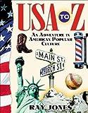 USA to Z, Ray Jones, 1581823975