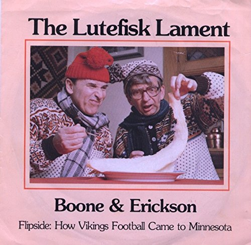 Price comparison product image The Lutefisk Lament / How Vikings Football Came to Minnesota