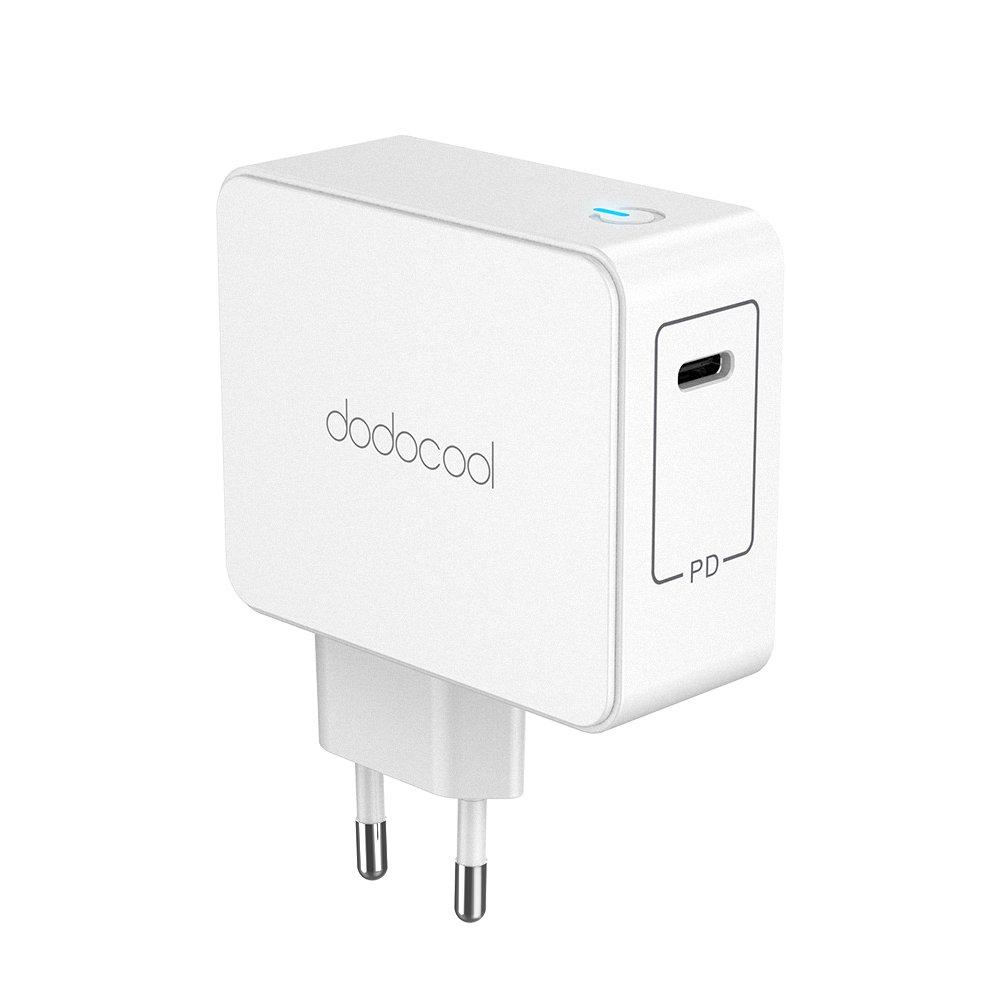 Caricabatteria USB Type-C 45 W dodocool