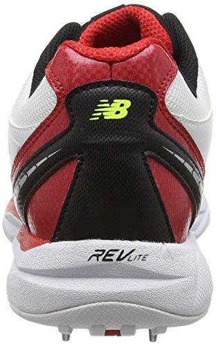 New Balance Ck4030r2, Men's Cricket Shoes White (White)