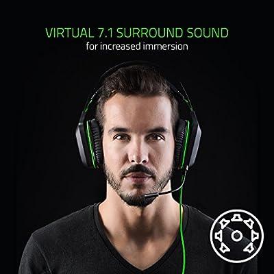 Razer 7 Surround Sound l Gaming Headset