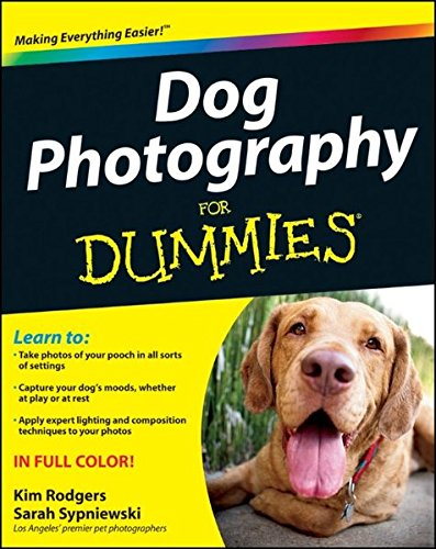 Dog Photography Dummies Kim Rodgers