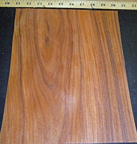 South American (Santos) Rosewood wood veneer 8