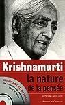 La nature de la pensée (1DVD) par Krishnamurti