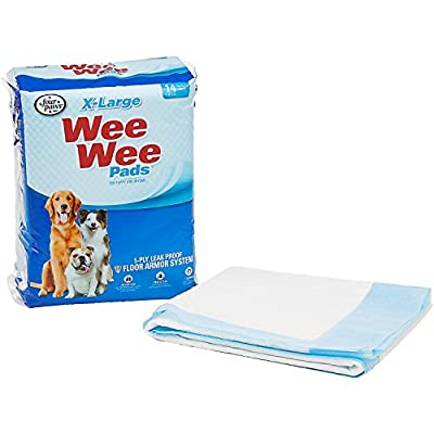 Four Paws Wee-Wee Extra Large Dog Housebreaking Pads from Four Paws