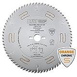 CMT Orange Tools 285.660.10M-CIRCULAR SAW HW 250x 3.2/2.2x 30Z6010ATB Chrome by CMT Orange Tools