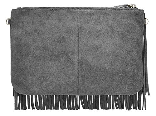 Phone Case Mightypurse Fringes Grey And Charger xYwqFw74